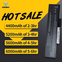 5200mah 6 Cells Laptop Battery For ASUS A32-K72 A72 A72D A72DR A72F A72J A72JK A72JR K72 K72D K72DR K72DY K72F K72J K72JA akg k72