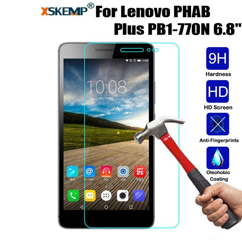 3 Glossy Matte Screen Protector Guard Film Cover For Lenovo Phab Plus PB1-770N