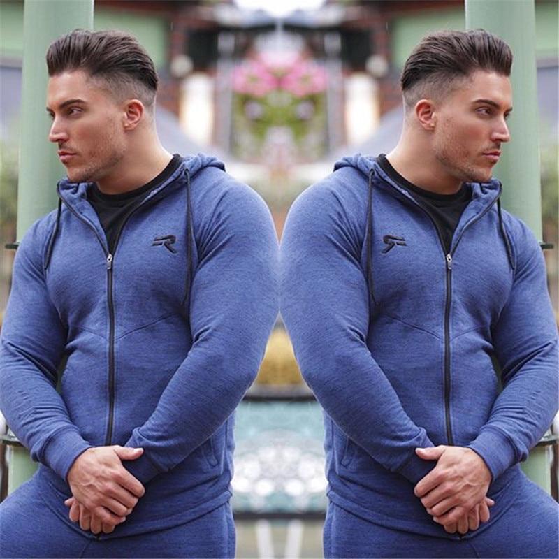 Image 5 - YEMEKE Men's Shark Hoodie Singlets Sweatshirts Mens hoodies Stringer Bodybuilding Fitness Men's hoodies Shirts hoodies-in Hoodies & Sweatshirts from Men's Clothing
