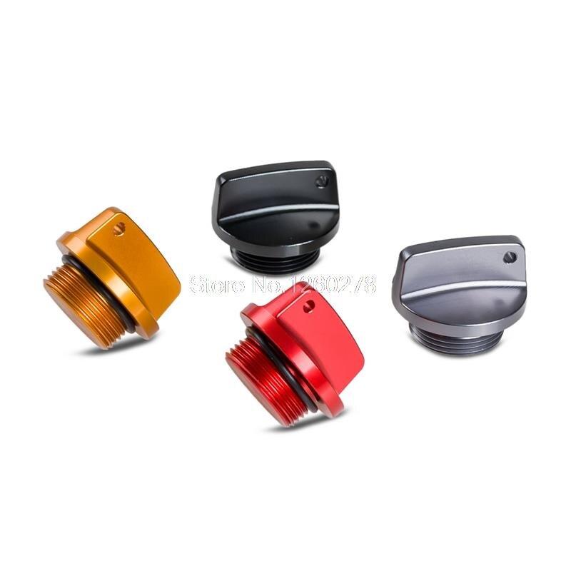 NICECNC Motos Billet Huile Bouchon Plug Pour Aprilia RSV4 RSV1100 Tuono V4 MV Agusta Brutale F4 750 1000 312