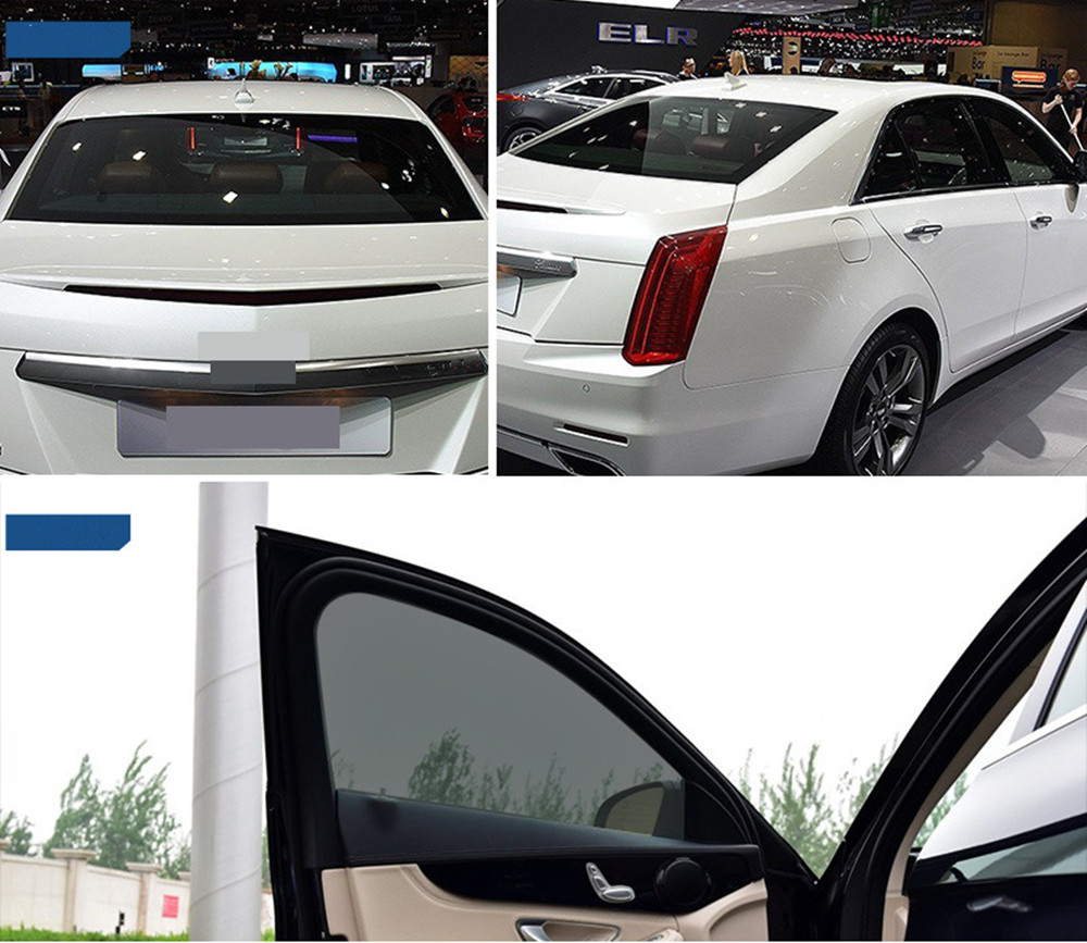 HOHOFILM Film photochromique voiture Auto maison intelligente teinte de fenêtre économie d'énergie optiquement contrôlée 1.52x2 m personnaliser