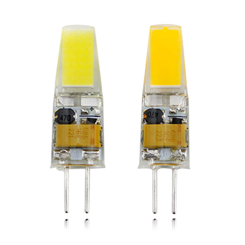 g4 led lamp 6w cob led bulb ac dc 12v 220v mini lampada led g4 cob light 360 beam angle lights. Black Bedroom Furniture Sets. Home Design Ideas
