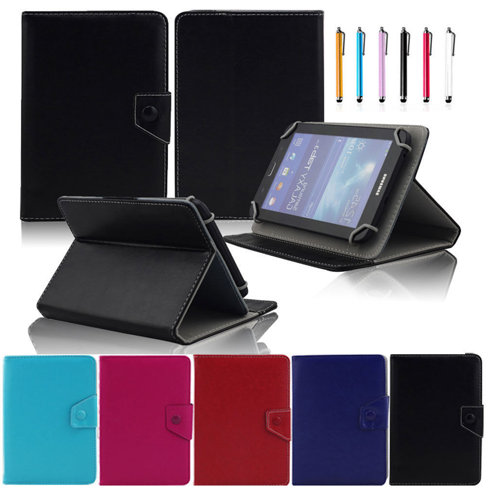 Aiboully 8inch universal pu leather case for 8 asus memo - Open office android tablette ...