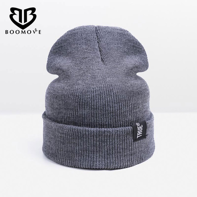 Boomove новая зимняя шапка для человек женщина Skullies Кепки S для Для женщин шапка унисекс Головные Уборы Женские Кепки Для женщин Для мужчин Skullies шапочки hat