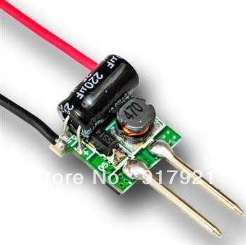 3*3W MR16 led driver input AC/DC12-24V out DC5-12V led power supply power adapter transf ...