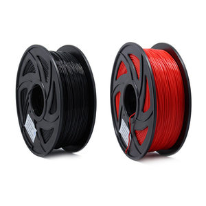 Image 2 - 3D Printer 1KG 1.75mm PLA Filament Printing Materials Colorful For 3D Printer Extruder Pen Rainbow Plastic Accessories Red Gray