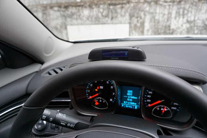 Victon Profession Auto inalámbrico Universal TPMS Sensor de presión de neumáticos Sistema de Monitoreo de presión con toma USB