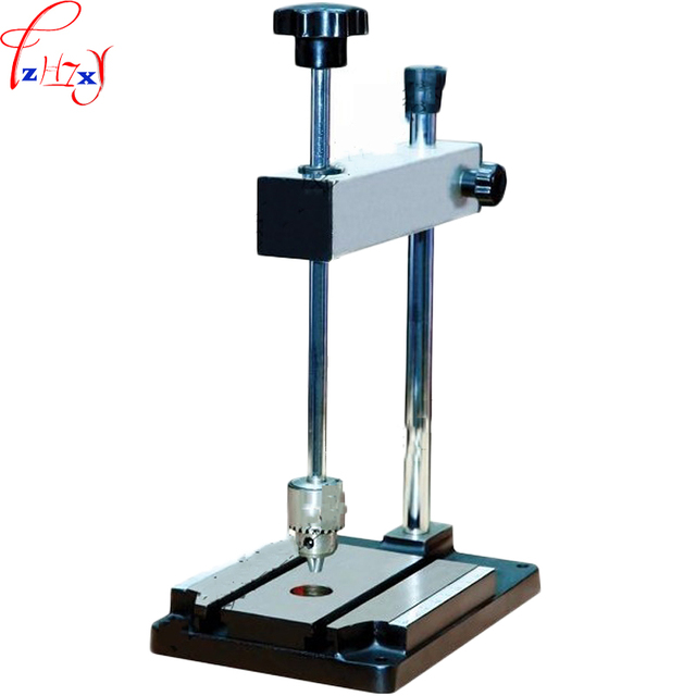 DIY manual operation small tapping machine hand tool  metal tapping machine used for processing metal tapping