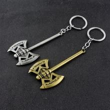 Avengers Hulk Keychain Infinity War Thor Hammer keychain Axe Keychain online