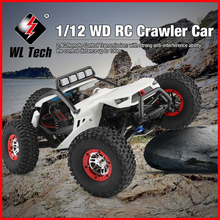 High Speed Wltoys 12429 1/12 2.4G 4WD40km/h Off-Road On-Road Radio Control RC