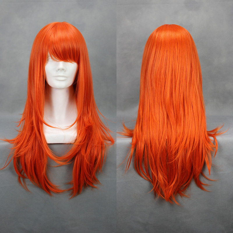 After 2 Years Nami Orange 65cm Culy Long Anime Cosplay Cos