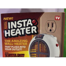 Aquecedor acessível elétrico 900w mini ventilador aquecedor de radiador máquina de parede-tomada portátil insta aquecedor para casa de escritório