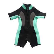 Hisea Toddler & Little Kids wetsuit shorty Child boys 3/2mm neoprene Wetsuits Size 2 to 12