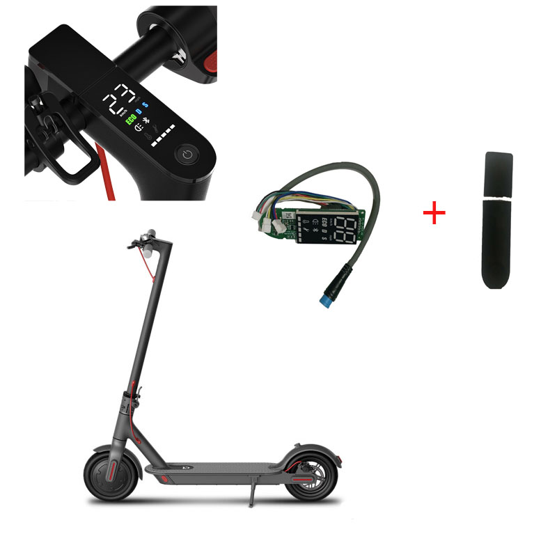 Electric Scooter Screen Cover Scooter Pro Circuit Board computer for Xiaomi M365 Scooter in Scooter Parts Accessories from Sports Entertainment