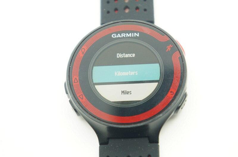Originale GARMIN forerunner 220 GPS di Sport da corsa Maratona di smart Watch