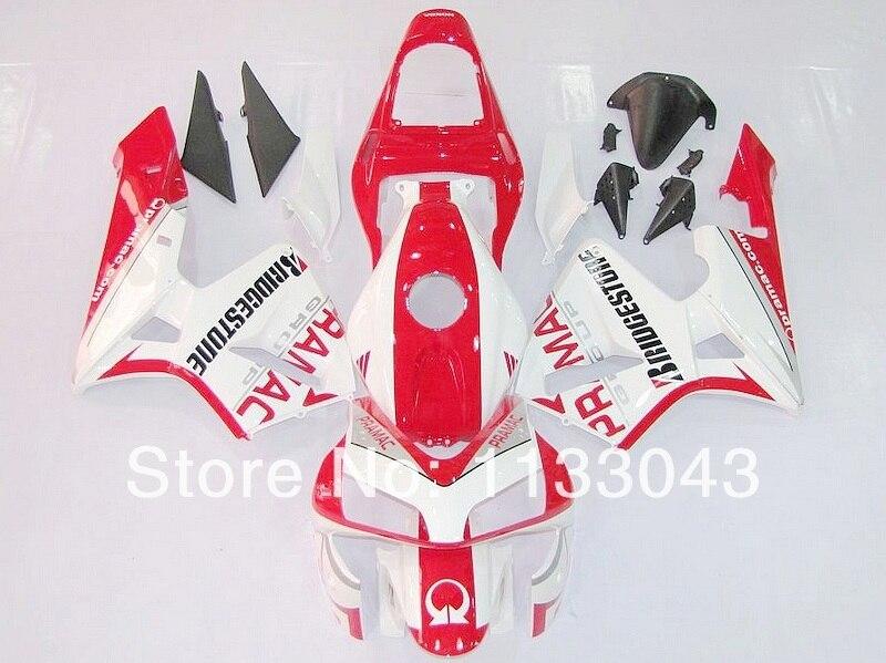 Inyección 100% fit carenado para Honda CBR600RR F5 03 04 CBR600 RR ...