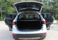for Hyundai Santa Fe IX45 2013 2016 5 seats Rear Trunk Hatch Security Shade BLACK Cargo Cover New
