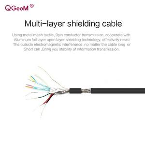 Image 4 - QGeeM USB Extension Cable Cord Super Speed USB 3.0 Cable Male to Female 1m 2m 3m Data Sync USB 2.0 Extender Cord Extension USB