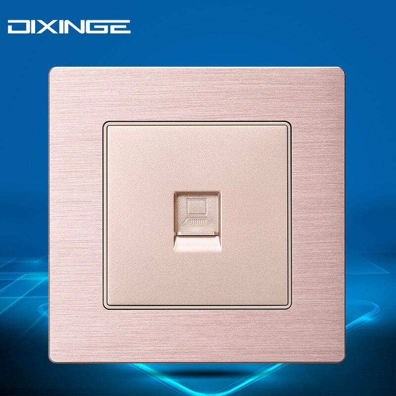 DIXINGE Computer Socket Network Data Outlet internet Sockets Luxury ...