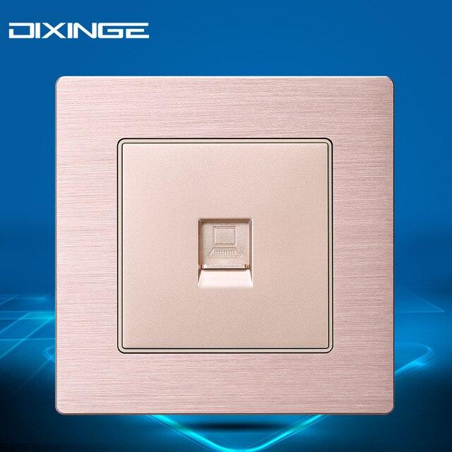 DIXINGE Computer Socket Network Data Outlet internet Sockets ...