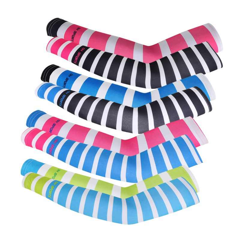 Fishing Sunscreen Cuff Arm Sleeve Outdoor Riding UV Protection Set Sports Running Arm Protection