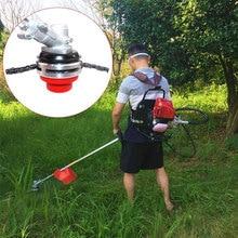 Универсальный триммер для головки катушки 65Mn цепной кусторез с уплотненной цепью садовая трава части триммер для газонокосилки
