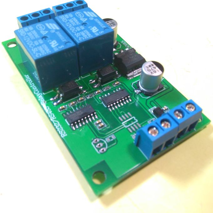 2 way RS232 485 serial port relay control board (DS18B20 temperature) computer control relay module 12x serial port connector rs232 dr9 9 pin adapter male