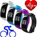 X16 Умный Браслет Браслет Браслет Heart Rate Monitor IP67 Водонепроницаемые Часы Шагомер Умный Часы Для iOS Android Мужчины Женщины