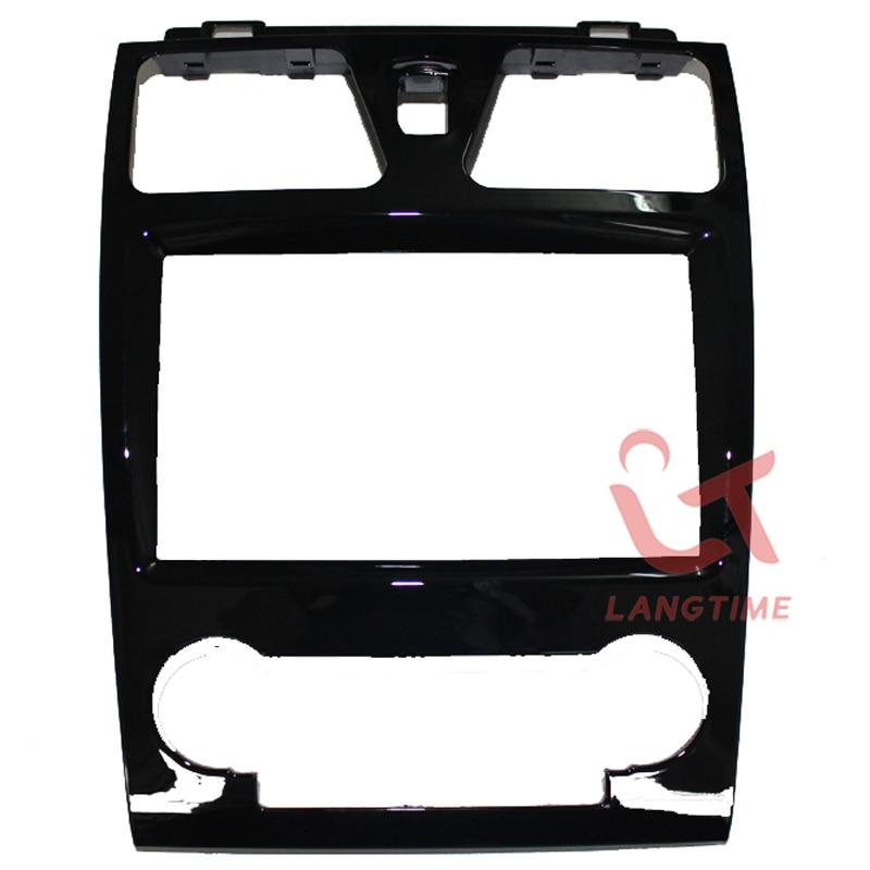 Car refitting DVD frame,DVD panel,Dash Kit,Fascia,Radio Frame,Audio frame for GEELY Emgrand EC7, 2DIN