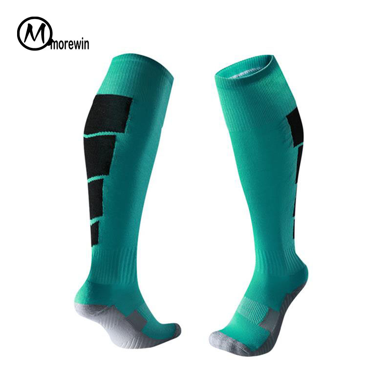 Cycling Soccer Socks Unisex Leg Support Stretch Magic Compression Fitness Football Basketball Socks Performance Running Socks