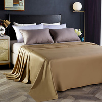 Long Staple Egyptian Cotton 600TC Flat Sheet Bed sheet Ultra Soft Breathable Wrinkle Resistant Bed sheet Twin Queen size 1Pc