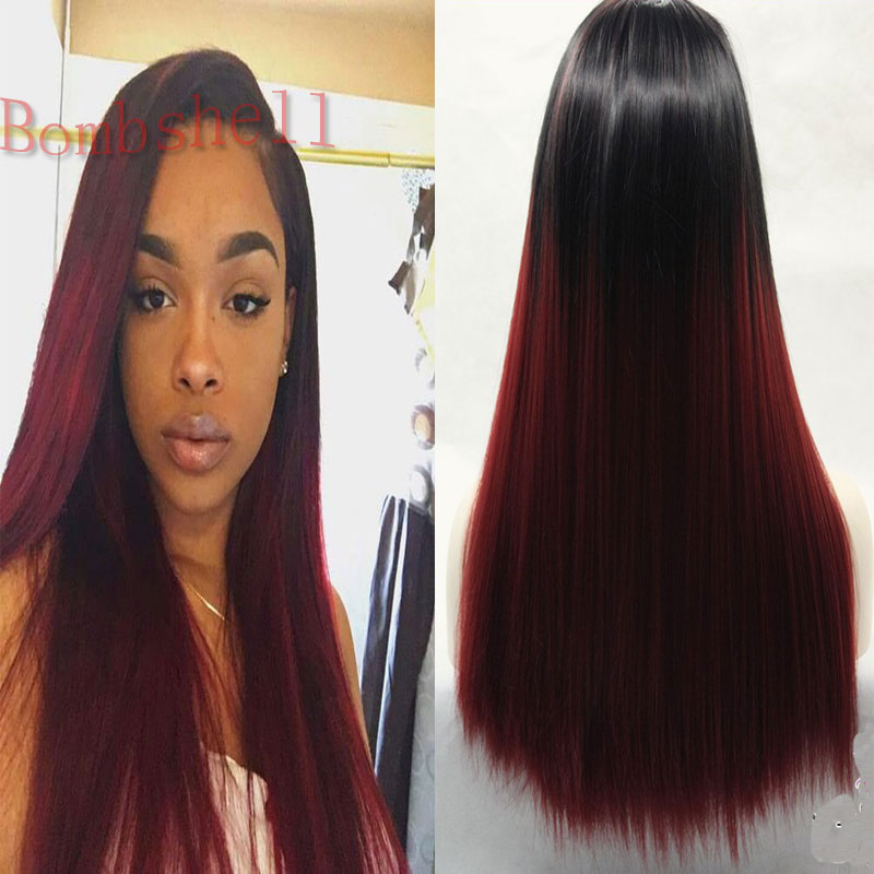 Pleasant Online Get Cheap Dark Red Hairstyles Aliexpress Com Alibaba Group Short Hairstyles Gunalazisus