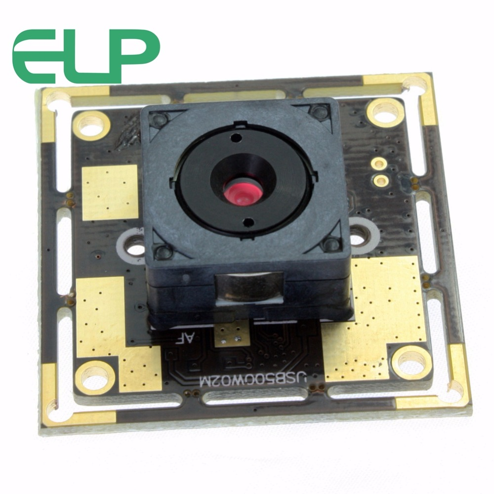 ELP Auto focus Webcam HD Cmos Sensor OV5640 Free Driver Mini Usb Board Camera for telescope endoscope,microscope ov5640 5megapixel mini micro usb camera mjpeg usb webcam with 30 degree auto focus lens elp usb500w02m af30