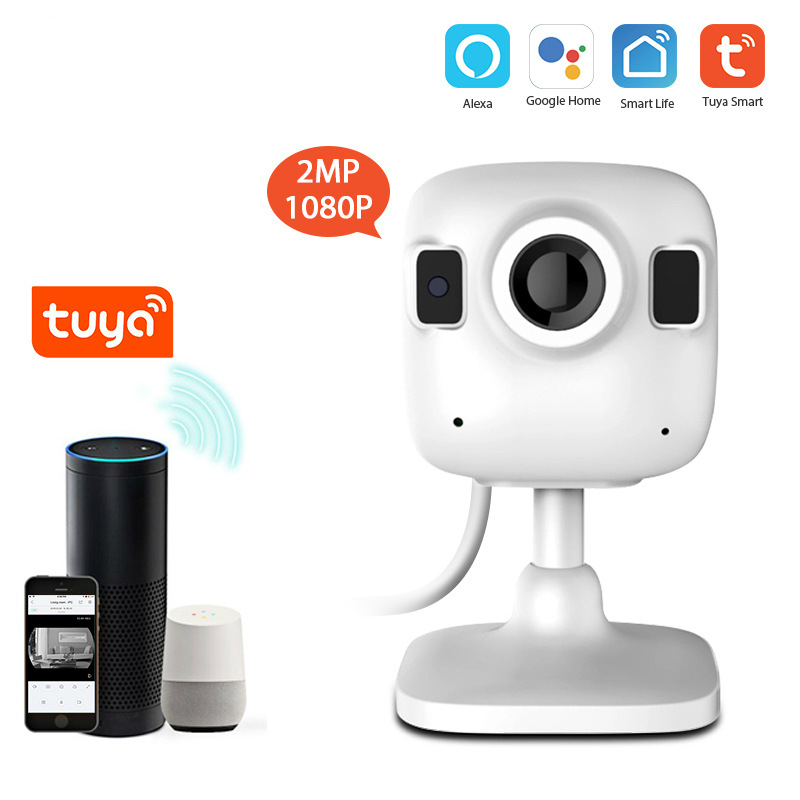Graffiti Smart Wireless Camera 1080P High Definition Network Mobile Telephone Wifi Camera