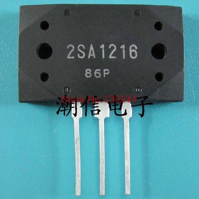 10pair 2SA1216-Y//2SC2922-Y 2SA1216//2SC2922 Transistor SANKEN MT-200