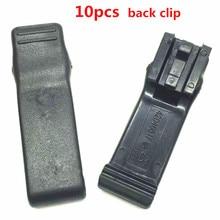 10PCS Walkie-talkie backclamp CLIP for Motorola two way radio GP300 GP88 GP68
