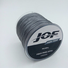 4 Strands 500M Brand 100 PE material Multifilament PE Braided Fishing Line Super Strong 10 20