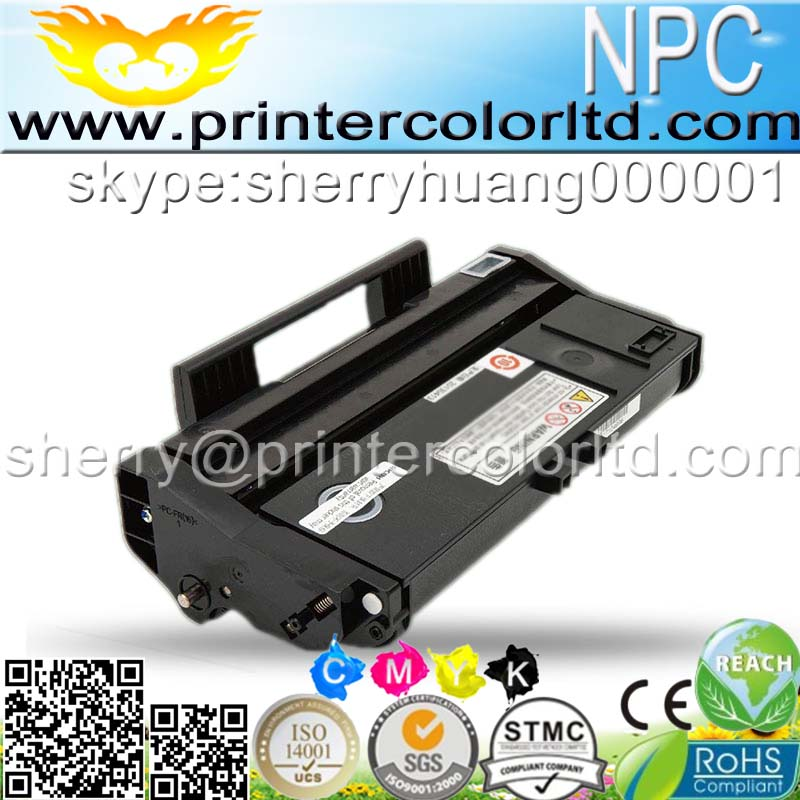 ФОТО SP100) compatible toner cartridge for Ricoh Aficio SP100E SP100 SP 100E 100 407165 BK (2000 pages)