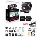 AKASO Brave 4 4K 20MP Wifi Экшн-камера Ultra HD EIS 30m Подводная Водонепроницаемая Удаленная спортивная видеокамера шлем аксессуары подарок