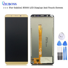 For Oukitel K5000 LCD Display And Touch Screen Assembly Repa