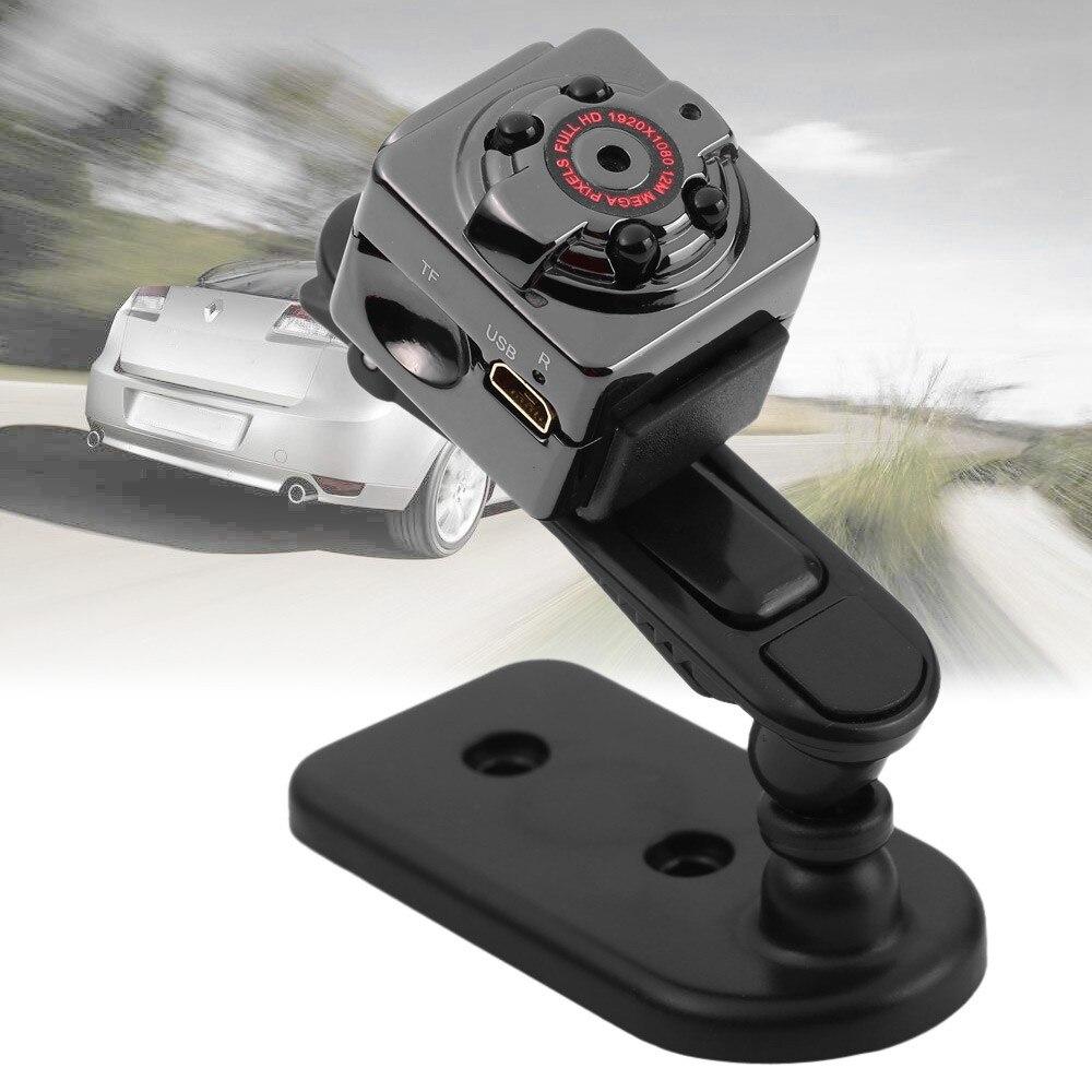 imágenes para Moda Portable 1080 P HD Coche Lleno DVR Registrador de la Cámara Mini DVR Dashcam 360 Grados de Rotación con Interfaz USB de Vídeo grabadora