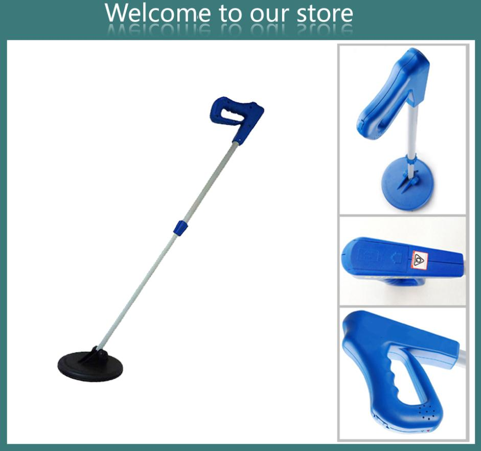 Ground Searching Metal Detector 1.5meter detecting depth information searching and retrieval