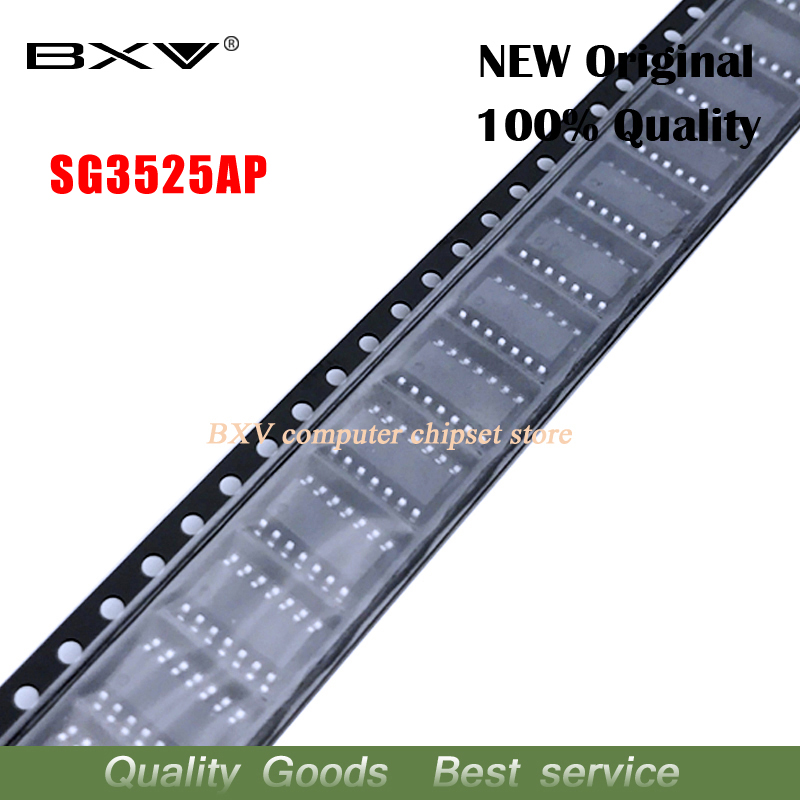 Free Shipping 10pcs/lot SG3525AP SG3525A  SOP-16  Original