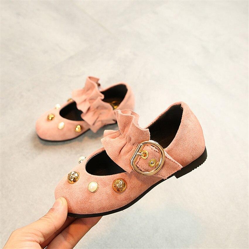 BOKEN Meisje Platte schoenen Nieuwe schattige stijl Peuter Meisje - Kinderschoenen - Foto 4