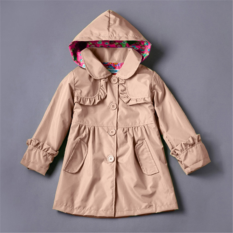 Children Rain Coat Rainwear/Rainsuit Girls Jackets Raincoat Waterproof Jackets Student Poncho Outerwear Sports Coat Windbreaker