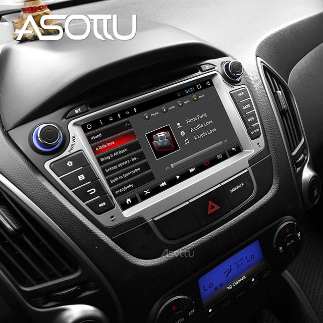 Asottu ZIX357060 Android 7,1 2G + 32G para Hyundai IX35 Tucson 2011 de 2012 de 2013 gps de navegación 2 din reproductor de dvd de coche gps radio Estéreo