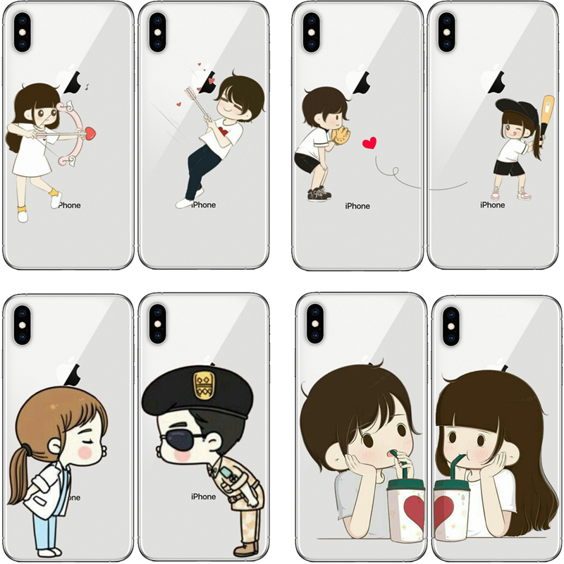 I Love My Boyfriend Girlfriend Funny Couple Matching Quotes Cover For Iphone X 8 5 5s Xr Xs Max Se 11 Pro 6 6s 7 Plus Phone Case Phone Case Covers Aliexpress