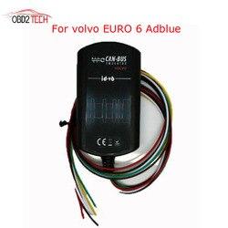 جديد جهاز مسح شاحنة Adblueobd2 لـ فولفو Euro 6 جهاز إزالة Adblue محاكي مع جهاز استشعار NOX يدعم نظام DPF