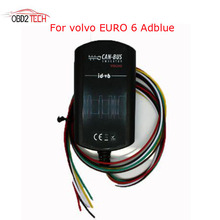 Adblueobd2 escáner para camión nuevo, emulador de eliminación con sensor de NOX, compatible con sistema DPF, para Volvo Euro 6