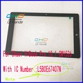 Note the photo , High Quality New For Chuwi HiBook Pro 10.1 CW1526 Tablet PC Touch Screen Digitizer Sensor Replacement